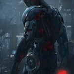 Ultron Avengers Age of Ultron poster full