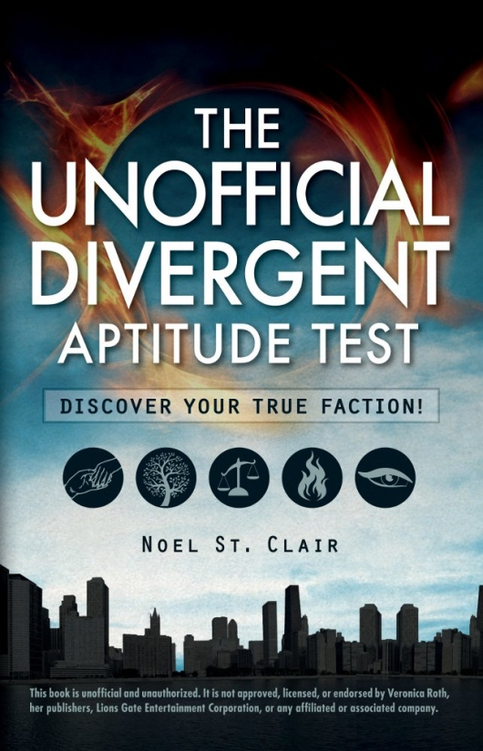 The Unofficial Divergent Aptitude Test book