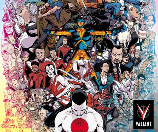 Valiant Entertainment Universe