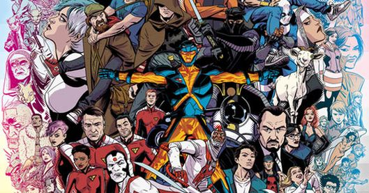 Valiant Entertainment Valiant Comics