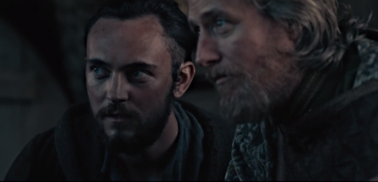 Vikings Athelstan Ecbert