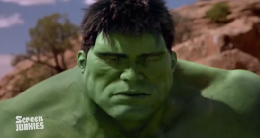 Ang Lee Hulk Honest Trailer Screen Junkie