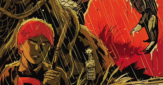 Archie Vs. Predator #1 review