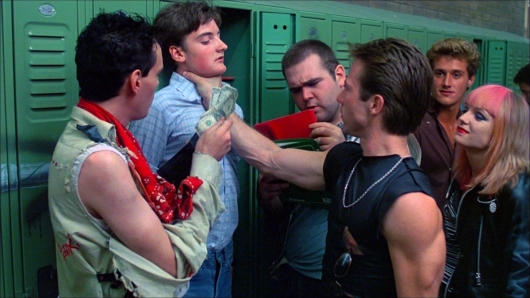 Class of 1984 Blu-ray review