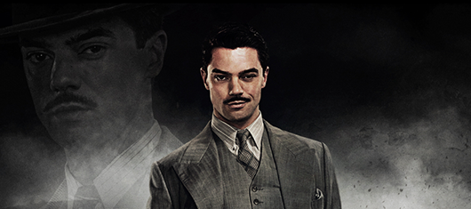 Dominic Cooper as Howard Stark Marvel Captain America