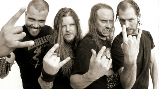 Entombed Band Photo
