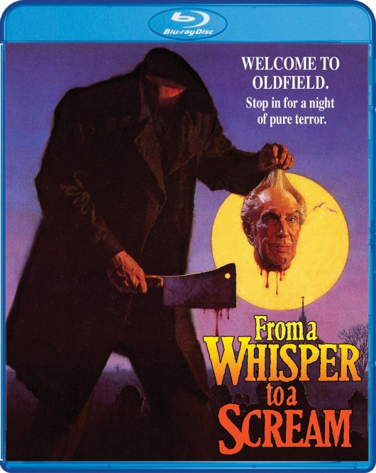 From a Whisper to a Scream Blu-ray cover art