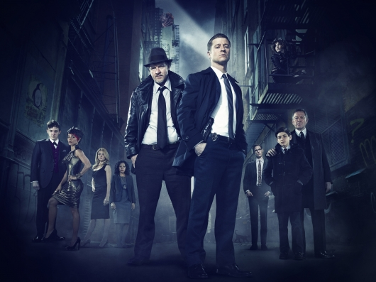 Gotham Cast Publicity Photo