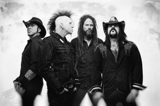 Hellyeah Band Photo 2015
