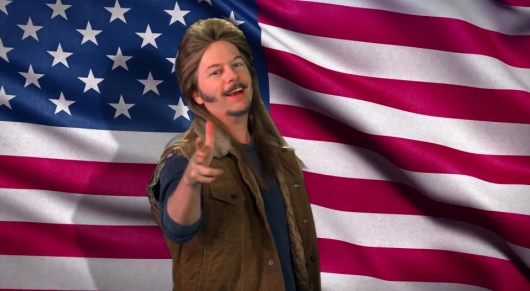Joe Dirt 2: Beautiful Loser Header Image