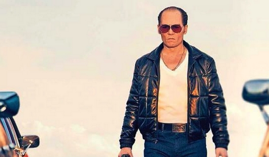 Johnny Depp in Black Mass Header Image