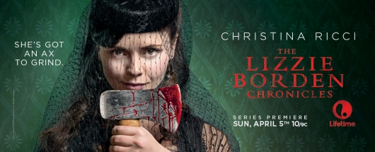 Lizzie Borden Chronicles Lifetime Ad