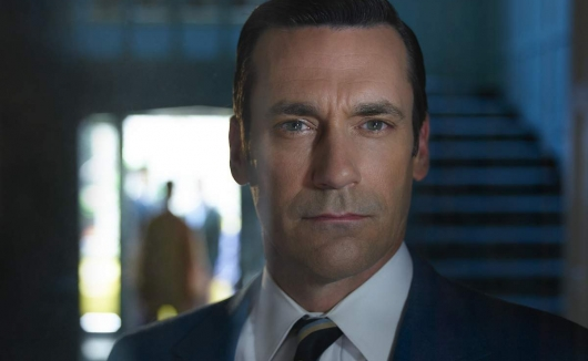 Jon Hamm Mad Men amc Don Draper joins Good Omens
