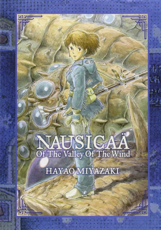 Nausicaa Of The Valley Of The Wind cover