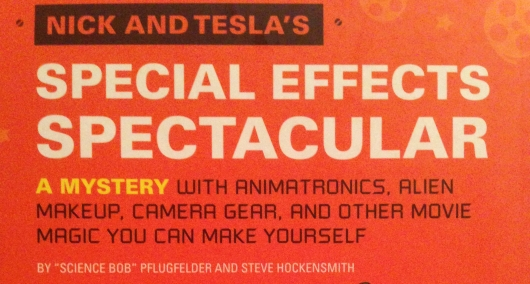 Nick and Tesla Special Effects Spectacular Banner