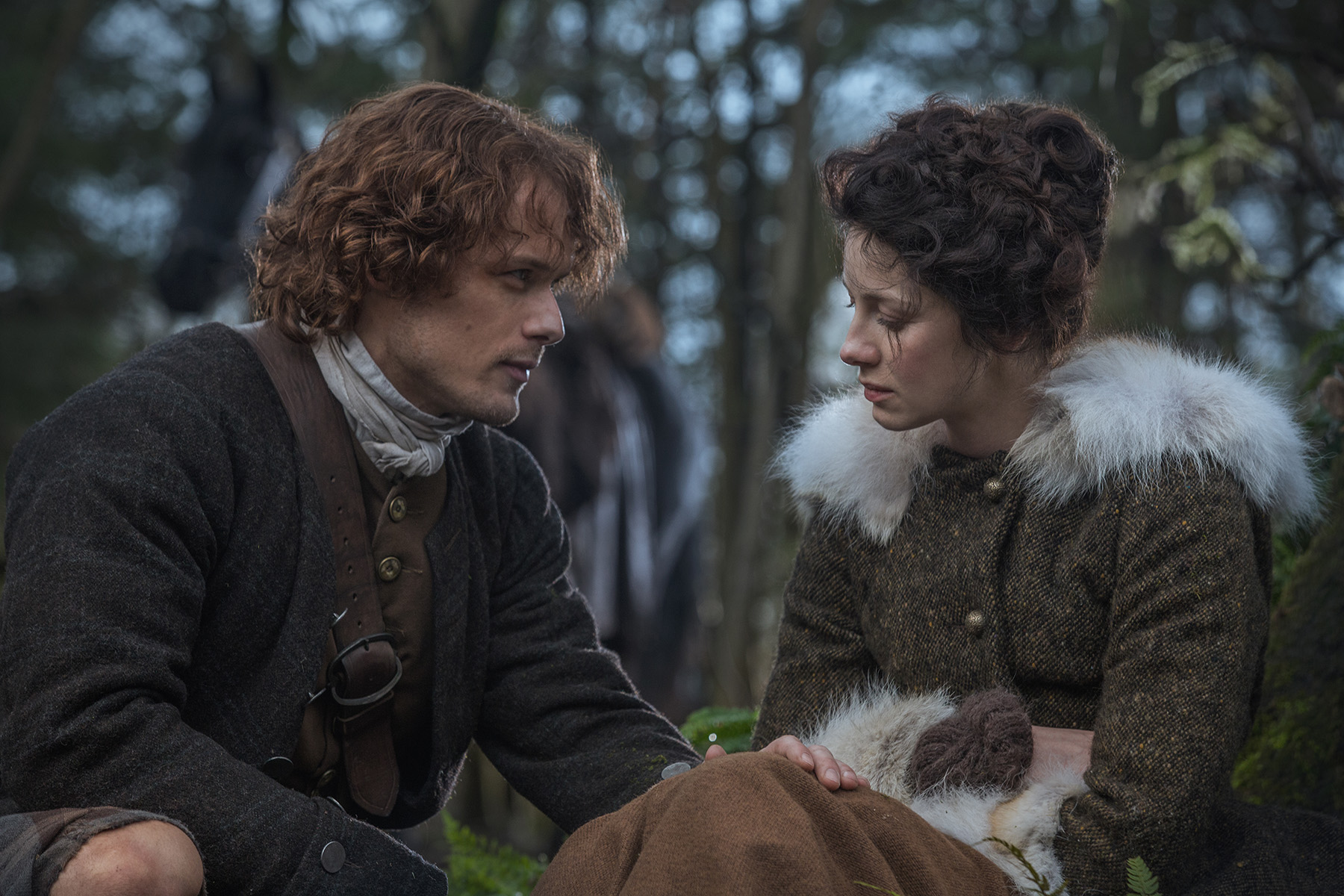 TV Review Outlander 110 By The Pricking Of My Thumbs