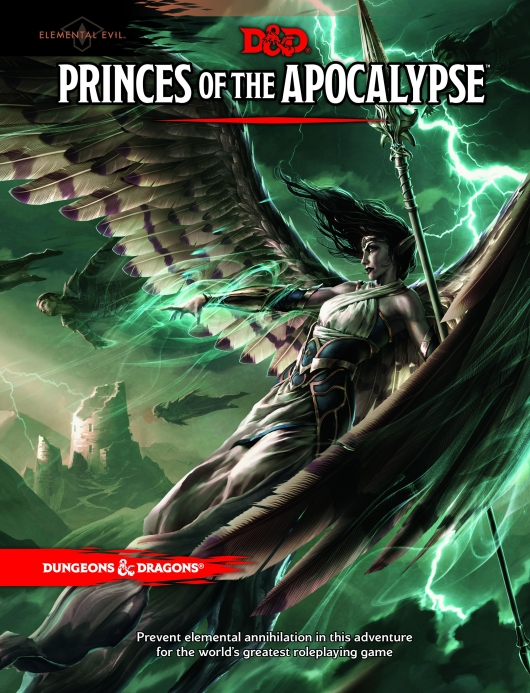 Princes Of The Apocalypse Cover