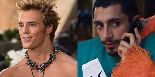 Sam Claflin and Riz Ahmed may star in Star Wars: Rogue One