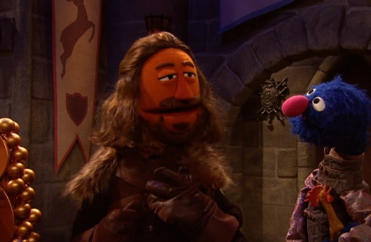 Sesame Street Game of Thrones Parody Game of ChairsSesame Street Game of Thrones Parody Game of Chairs