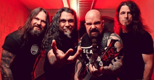 Slayer Band Photo 2015