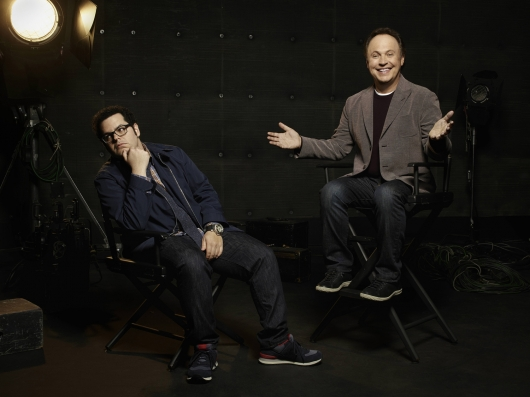 The Comedians FX Josh Gad Billy Crystal