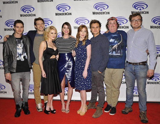 Unfriended WonderCon 2015 Press Photo