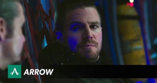 Arrow My Name Is Oliver Queen