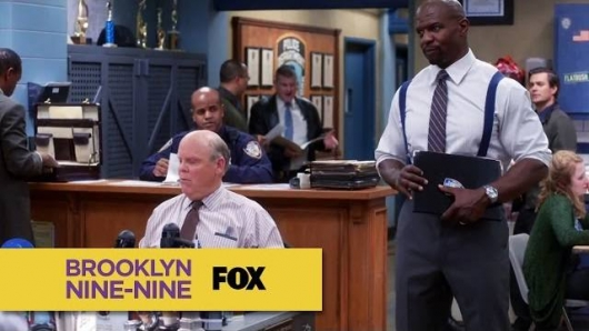 Brooklyn Nine-Nine The Chopper