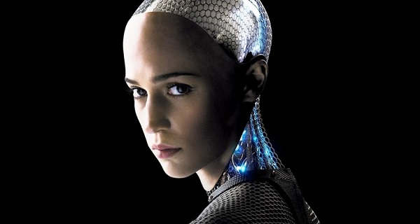 Ex Machina Blu-ray Header Image