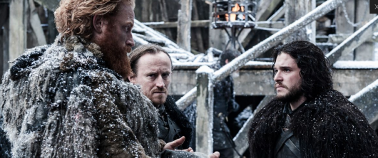 Game Of Thrones 5.7 Jon Snow Tormund
