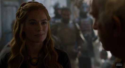Game Of Thrones 5.4 Cersei Lannister