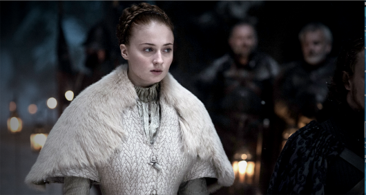 Game Of Thrones Episode 5.6 Sansa Stark (Sophie Turner)