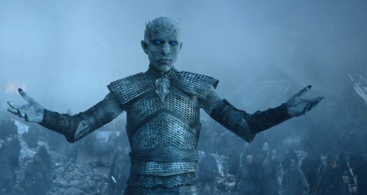Night King White Walker