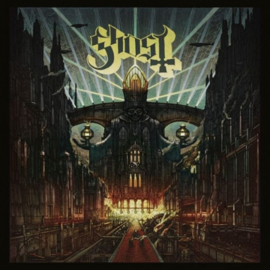 Ghost Meliora Album Art