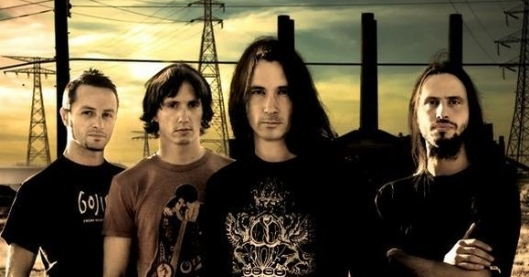 Gojira Band Photo
