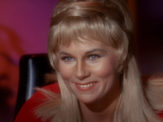 Star Trek Actress Grace Lee Whitney as Janice Rand