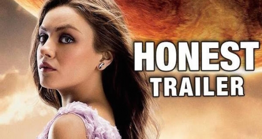 Honest Trailer Jupiter Ascending