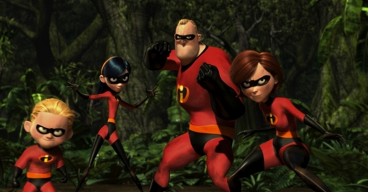 The Incredibles Header
