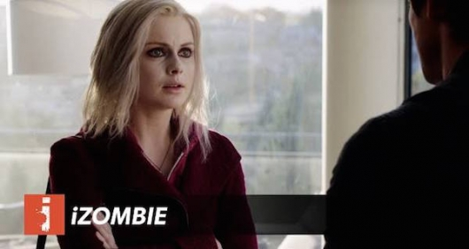 iZombie Patriot Brains