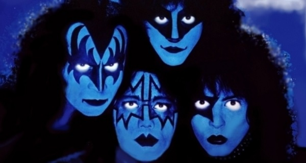 Kiss Creatures of the Night Album Cover