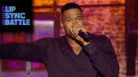 Lip Sync Battle Michael Strahan London Bridge