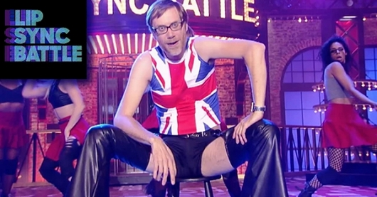 Stephen Merchant Lip Sync Battle