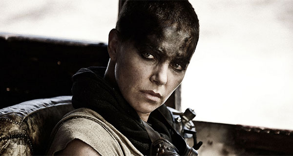 Mad Max: Fury Road Movie Review Charlize Theron