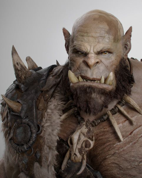 Orgrim Doomhammer: World of Warcraft film 02
