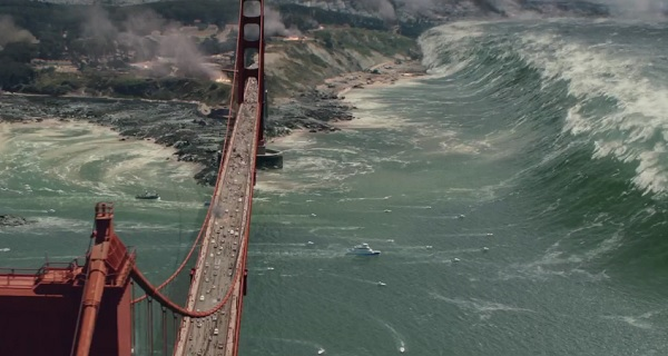 "San Andreas Trailer ""California Dreamin'"""