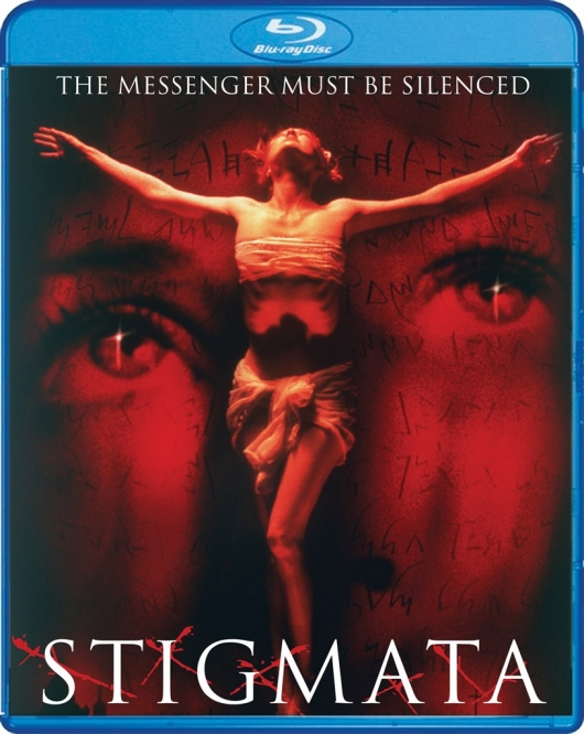 Stigmata Blu-ray from Scream Factory
