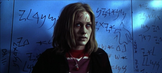 Stigmata, starring Patricia Arquette, from Scream Factory