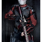 Suicide Squad Deadshot first look