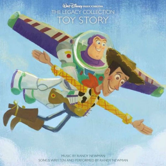 'The Legacy Collection: Toy Story' CD Cover