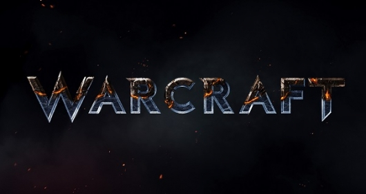 Warcraft Movie Logo Official